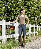 USG Damen Jeans Reithose Mira, Vollbesatz, 76