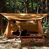 Zelte 3-Jahreszeiten-Zelt Ultraleichtes Zelt Im Baker-Stil Für Buschkünstler Und Überlebenskünstler Camping Wandern