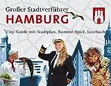 Stadtverführer / Großer Stadtverführer Hamburg: City-Guide mit Stadtplan, Rommé-Spiel, Leseb