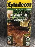 Xyladecor Bangkirai-Öl Bangkiraiöl 20 Liter Holzschutz Terrassenöl