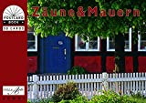 Zäune & Mauern / Fences and Walls / Clotures et Maconnage: Postkartenbuch
