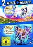 Winx Club - Das magische Abenteuer / Winx Club - Das Geheimnis des Ozeans [2 DVDs]