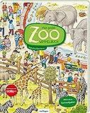 Mein großes Zoo-Wimmelbuch: Mit Suchaufgaben