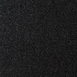 Teppichfliesen selbstliegend Schlinge Schatex Living'2620 Dunkelgrau' (20 Fliesen = 5 m²), Farbe: Grau, Größe: 50 x 50