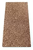 VersaCork Terrarienrückwand aus Kork (Rinde) 100 x 50 x 2 cm/reguliert Temperatur und Feuchtigkeit/sehr beständig
