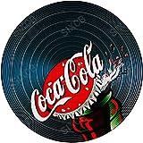Wild boy Coca-Cola Jahrgang Retro Werbung Metall Aufzeichnung Blechschild Wand Plaketten von Original Cafe Bar Pub Karneval