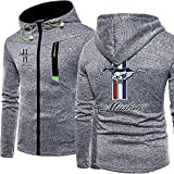 Herren Hoodies Zip Sweatshirt Ford Mustang Print Unisex Casual Mit Kapuze Langarm Sport Jacke Hoodie - Teens Geschenk B-Small