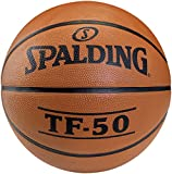 Spalding Basketball TF50 Out 73-851z, orange, 6