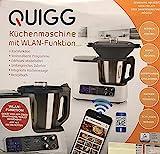 -Quigg -Küchenmaschine -mit -WLAN -Funktion incl. Küchentücher