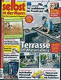 Selbst ist der Mann 4/2021 'Terrasse im Materialmix'