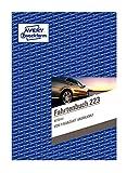 Avery Zweckform 223 Fahrtenbuch - A5, weiß (40 Blatt | PKW | DIN A5, 1 Stück)