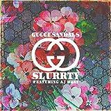 Gucci Sandals [Explicit]