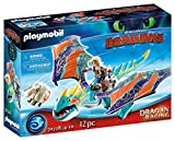 PLAYMOBIL DreamWorks Dragons 70728 Dragon Racing: Astrid und Sturmpfeil, Ab 4 J