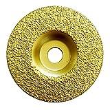 Diamanttrennscheibe Diamantscheibe für Winkelschleifer für Winkelschleifer für dünnwandig Metall, Metallwinkel, Metallrohre und -profile, Eisen, Guß,2#