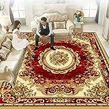 DJUX Hochflor Teppich wohnzimmerteppich Langflor - Teppiche für Wohnzimmer flauschig Shaggy Schlafzimmer Bettvorleger Outdoor Carpet,180x200