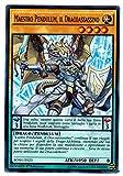 yu-gi-oh Meister Pendulum Il DRACOASSINO BOSH-IT023 Super ITA YUGIOH