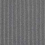 Rippenstrick – grau — Meterware ab 0,5m — zum Nähen von Strick und Strickjacken