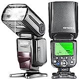 Neewer Blitzgerät NW-565 E-TTL-Slave Speedlite Flash Blitzlicht mit Diffusor für Canon 5D Mark III,5D Mark II,7D und andere Canon DSLR