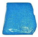 Wolkenschleim - Kugelknete - Luftrocknende Knete- Großmenge - 1kg (BLAU)