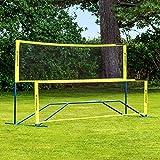 Vermont Procourt Mini-Tennis und Badminton Kombinetz – Tragetasche Wird enthalten – DREI Größe erhältlich (3m)