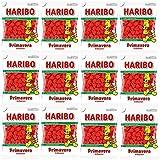 12 Tüten Haribo Erdbeeren a 200g (12x200g) Primavera