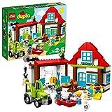 Lego Duplo 10869 'Ausflug auf den Bauernhof' Konstruktionsspielzeug, bunt
