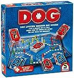 Schmidt Spiele 49331 DOG, Den Letzten beissen die Hunde, Familienspiel, FFP Artik