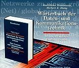 Wörterbuch der Daten- und Kommunikationstechnik. CD- ROM für Windows 3.11/95. Deutsch - Englisch / Englisch - D