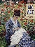 Big ART Impressionisten 2021: Großer Kunstkalender. Hochwertiger Wandkalender mit extragroßen Abbildungen aus dem Impressionismus. Kunst Gallery Format: 48 x 64