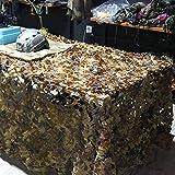WXZX Net Camouflage UV-Schutz 6x10 M, Woodland Camo Net, Luftdurchlässig Rechteckige Sonnensegel, Sonnenschutz Tarnung Für Freizeit Camping Bars Jagd (Color : Desert Spot Camouflage, Size : 7x10m)