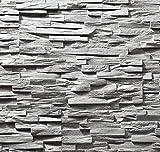 EPS-Schaumstoff Verblendstein UltraLight - Benevento / Wanddekoration / Fliesen / Verblendstein / Wandplatten (Grau)