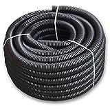 30m Saugschlauch für Industrie und Landwirtschaft aus PVC spiralschlauch flexibler Schlauch Teichschlauch Marke FITT 32mm 1 1/4' 1,43?/m