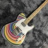 E-Gitarre Acoustic Steel Saiten Gitarren Klassische Gitarre Gitarrensaiten Akustik Zzib (Color : A, Size : 36 inches)