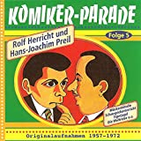 Komiker- Parade: Folge 5