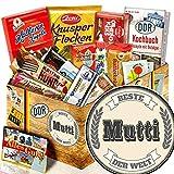 Beste Mutti + Süße Geschenk Box DDR + Geschenkset Mutti
