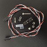 IR-Sensor, IR-Filament-Sensor mit Stahlkugel, Magneten, Schrauben-Kit für 3D-Drucker Prusa i3 mk2.5/mk3 auf mk2.5s/mk3s Upgrade