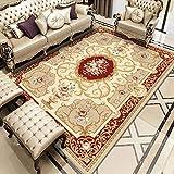 ZAZN Neuer Teppich Im Chinesischen Stil, Haushaltsdruck Im Europäischen Stil, Großer Teppich, Wohnzimmer, Couchtisch, Sofakissen, Nachttischdecke Im Schlafzimmer,