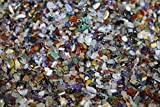 100 g von afrikanischen Produzenten Qualität gemischte Trommelsteine 76 Mix Halbedelsteine Größe XXS 3-7 mm 8000-12000 Steine pro 1 kg Chakra & Reiki-.
