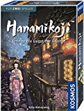 KOSMOS 692940 Hanamikoji - Das Duell um die Gunst der Geishas, Atmosphärisches Spiel für zwei Spieler, Geschenk, Mitbringspiel, Kartenspiel mit einfachen Regeln ab 10 Jahren
