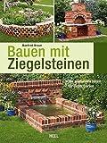 Bauen mit Ziegelsteinen: Die schönsten Ideen für Ihren Garten