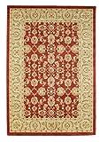 Ziegler Kaspin - Rot Teppich 140x200 Orientteppich