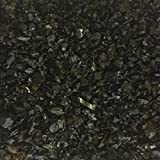 Eislebener Ziersplitt 5/16mm,3 kg, schwarz/anthrazit, Dekoration für Haus und Garten …