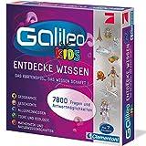 Galileo-Kids - Das grosse Wissens-Quiz - Entdecke Wissen - ab 7 Jahren - 260 Quizkarten - 7800 Fragen aus 5 Bereichen - Quizspiel - Wissensspiel - Gesellschaftsspiel Brettspiel - Kinder - Wissenschaft