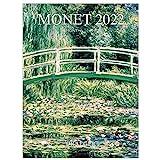 Draeger Paris Wandkalender Monet 2022