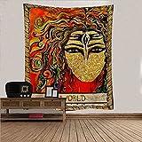 DSman Wandtuch Wandbehang Wanddekoration Tischdecke Strandtuch Wanddeko Hängendes Tuch dekorative Tapisserie Schlafzimmer Hintergrundtuch