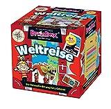 Brain Box 2094937 Weltreise, Lernspiel, Quizspiel für Kinder ab 6 Jahren