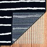 sinnlein® Antirutschmatte Teppichunterlage | 15 Verschiedene Größen | Teppichstopper | Teppichunterleger zuschneidbar, rutschfest und für Fußbodenheizung geeignet (80 x 200 cm)