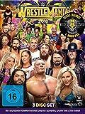 WWE: WrestleMania 34 (Limited Edition inkl. Bonus DVD NXT Takeover)
