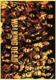 linbindeshoop Vintage The Walking Dead Staffel 7 Retro Poster Retro Bar Cafe Wohnkultur Malerei Wandaufkleber (LW-3669) 40x60cm Kein Rahmen
