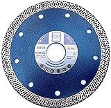 ESD-TOOLS Premium Diamant-Trennscheibe für Fliese und Feinsteinzeug 125 mm x 22,23